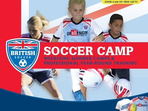 LOOKING FOR SUMMER SOCCER CAMPS?